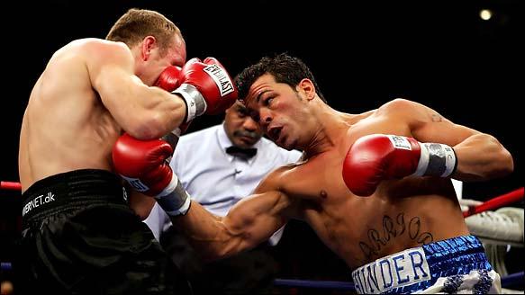 Бокс видео: онлайн бои Артуро Гатти, часть 3