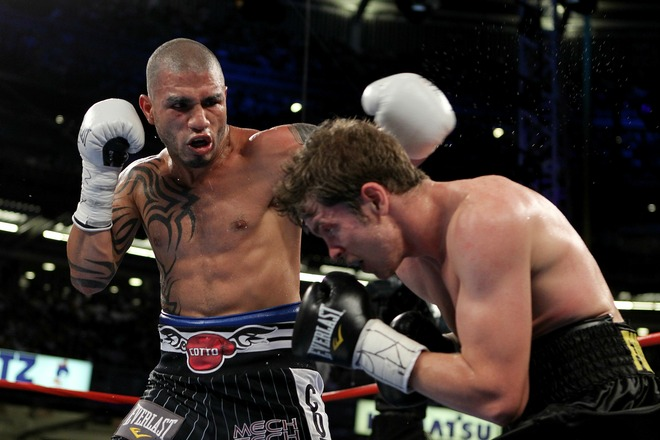 Бокс видео: онлайн бои Мигеля Анхеля Котто, часть 2