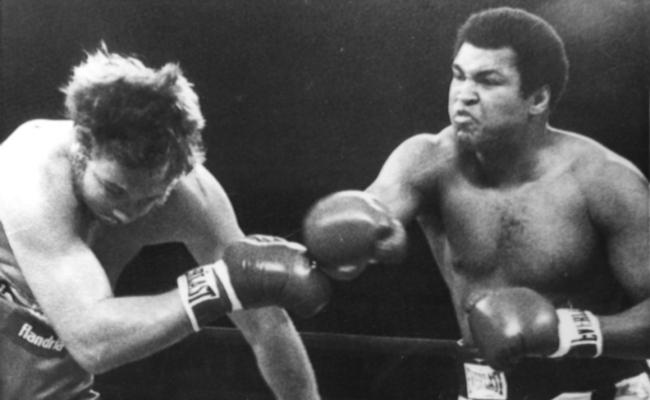 Бокс видео: онлайн бои Мухаммеду Али, часть 4