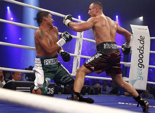 Бокс видео: онлайн бои Артура Абрахама, часть 3