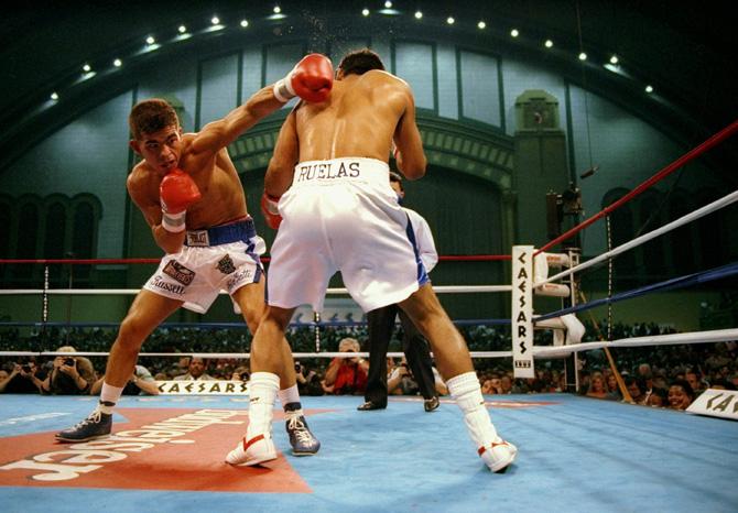 Бокс видео: онлайн бои Артуро Гатти, часть 1