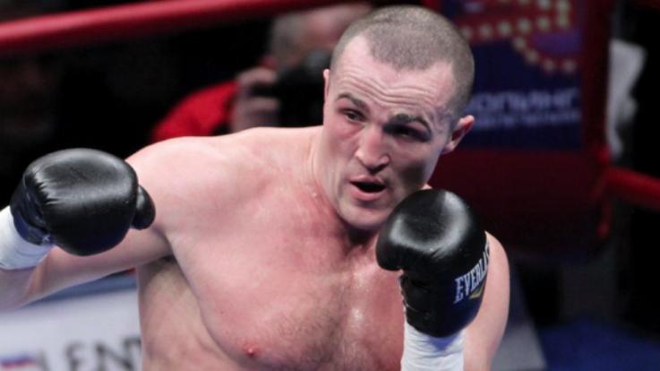 Бокс видео: онлайн бои Дениса Лебедева, часть 1