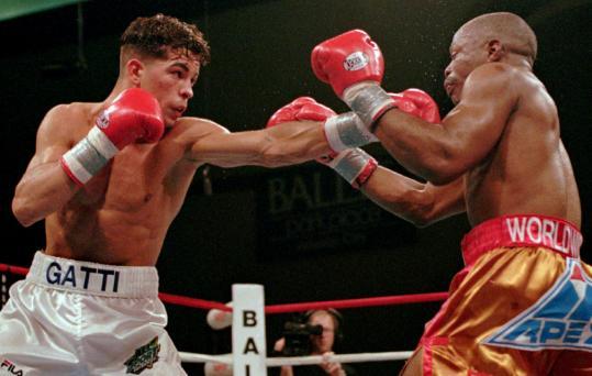 Бокс видео: онлайн бои Артуро Гатти, часть 2