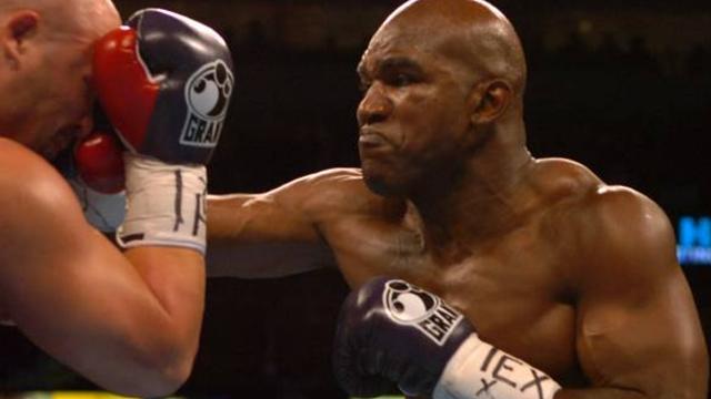 Бокс видео: онлайн бои Эвандера Холифилда, часть 5
