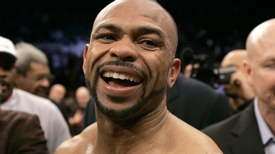 Бокс видео: онлайн бои Роя Джонса, часть 6