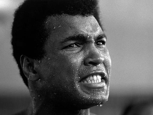Бокс видео: онлайн бои Мухаммеду Али, часть 6