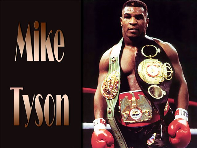 Бокс видео: онлайн бои Майка Тайсона, часть 2