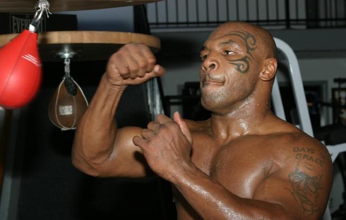 Бокс видео: онлайн бои Майка Тайсона, часть 7