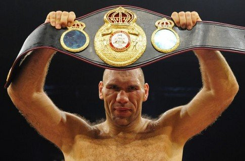 Бокс видео: онлайн бои Николая Валуева, часть 2