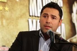 Бокс видео: онлайн бои Оскара Де Ла Хойи, часть 4