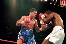 Бокс видео: онлайн бои Оскара Де Ла Хойи, часть 5