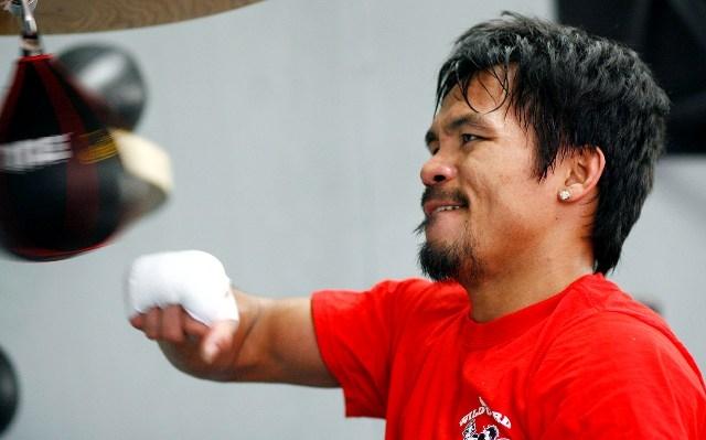 Бокс видео: онлайн бои Мэнни Паккьяо, часть 6