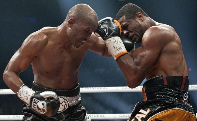 Бокс видео: онлайн бои Бернарда Хопкинса, часть 4