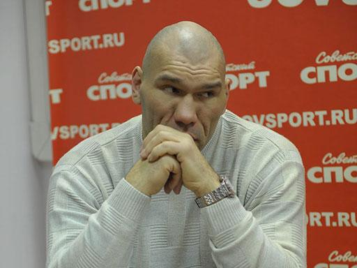 Бокс видео: онлайн бои Николая Валуева, часть 1