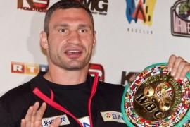 Бокс видео: онлайн бои Виталия Кличко, часть 6