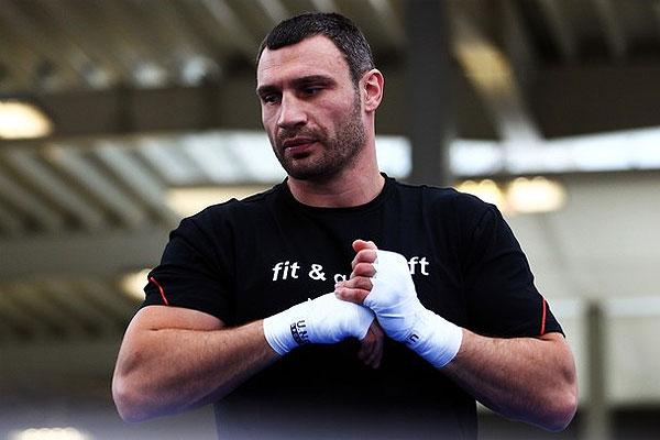 Бокс видео: онлайн бои Виталия Кличко, часть 4