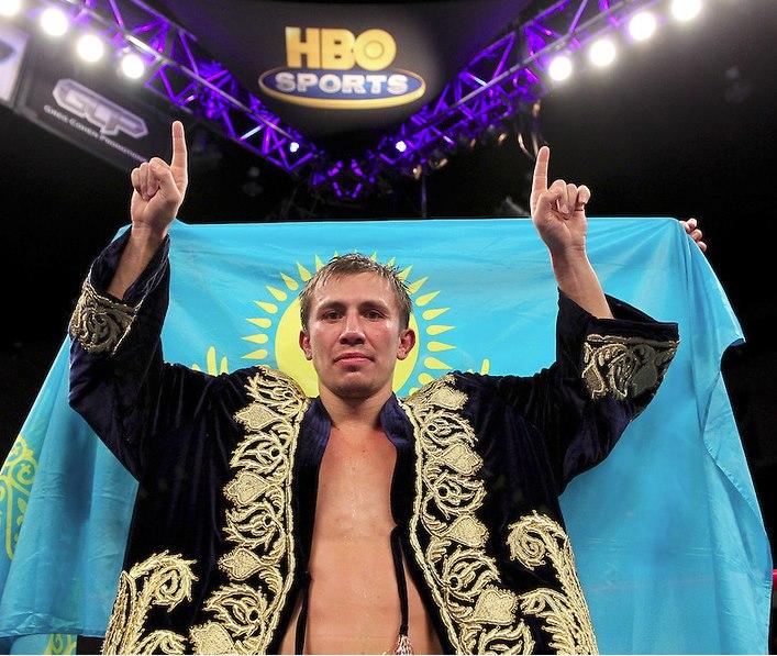 Бокс видео: онлайн бои Геннадий Головкин, часть 2