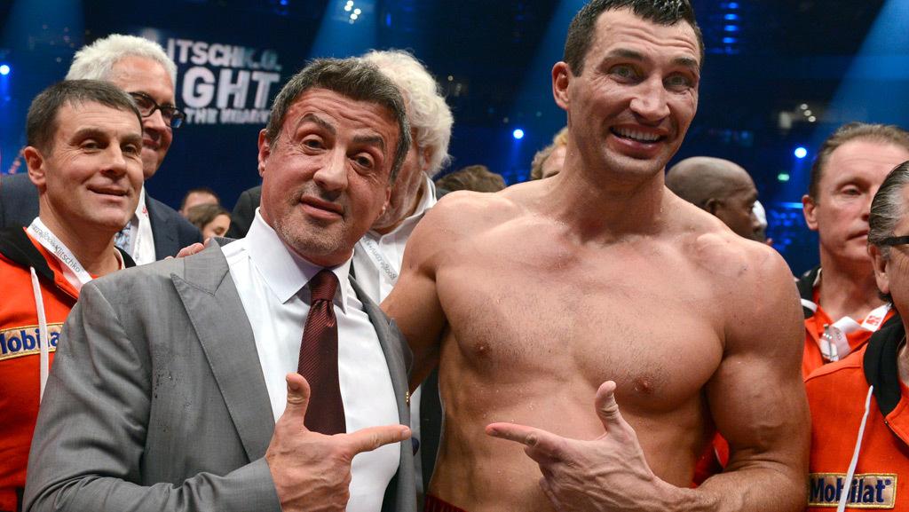 Бокс видео: онлайн бои Владимира Кличко, часть 6