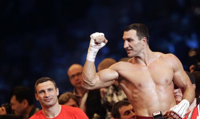 Бокс видео: онлайн бои Владимира Кличко, часть 4