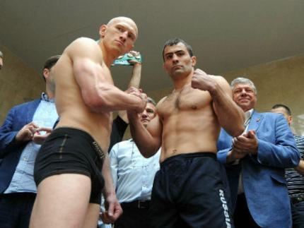 Самый драматичный бой года по версии WBC