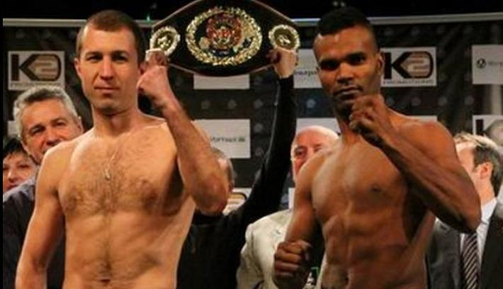 Бокс видео: онлайн бой Сергей Федченко — Феликс Лора