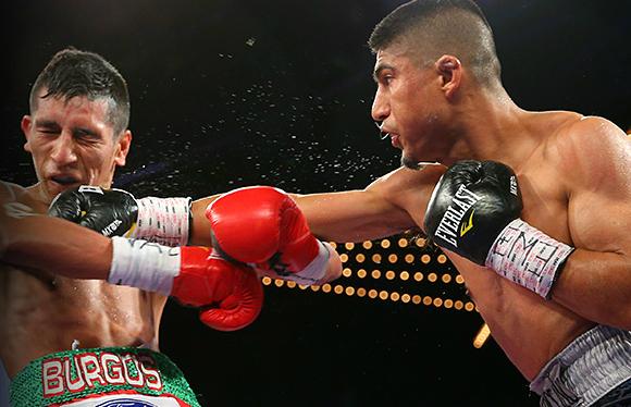 Бокс видео: онлайн бой Камиль Ласцзюк против Даниэля Диаса