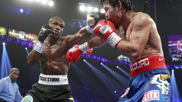 Бокс видео: онлайн бой Мэнни Пакьяо против Тимоти Брэдли
