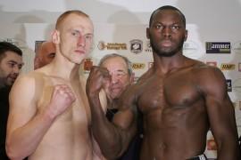 Бокс видео: онлайн бой Стив Каннингем против Кшиштоф Влодарчик