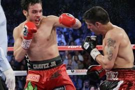 Julio Cesar Chavez Jr. vs Brian Vera Highlights