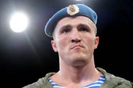 Денис Лебедев — Рисибой Шамирзаев